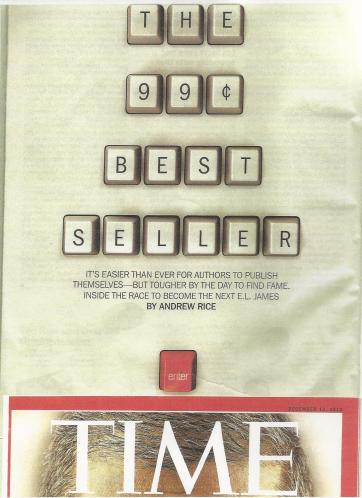 Self-Publishing by Andrew Rice Time Magazine 12-10-12